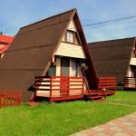 Domki typu Brda